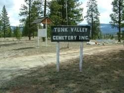Tunk Valley Cemetary, Riverside, Okanogan County, Washington