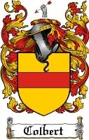 Colbert coat of arms
